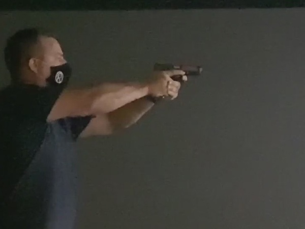 Forsyth County Sheriff's Office host first use-of-force training seminar with civilians