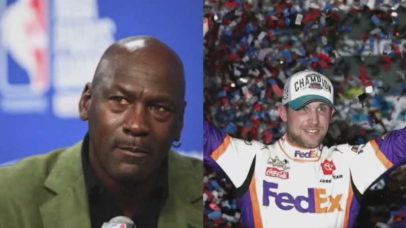 Winston-Salem State University reacts to Michael Jordan, Denny Hamlin NASCAR announcement