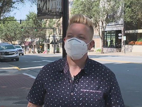 Davidson County woman risks safety to talk race