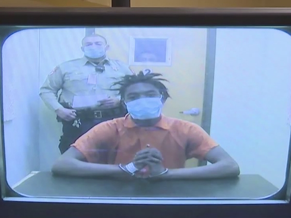 Bond lowered for suspect in High Point car break-ins that led to officer-involved shooting