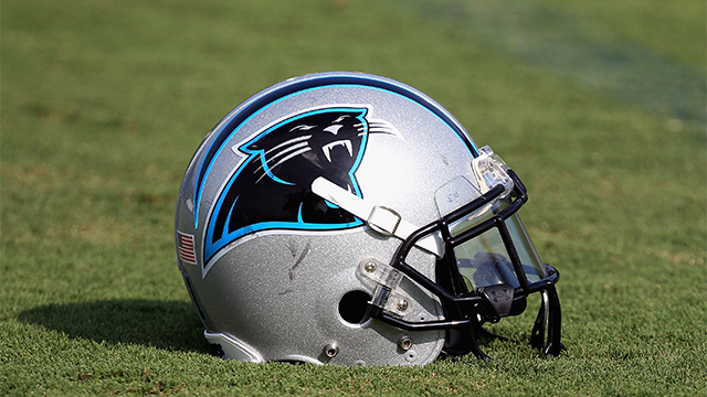 Panthers place receiver Kirkwood on IR with shoulder injury
