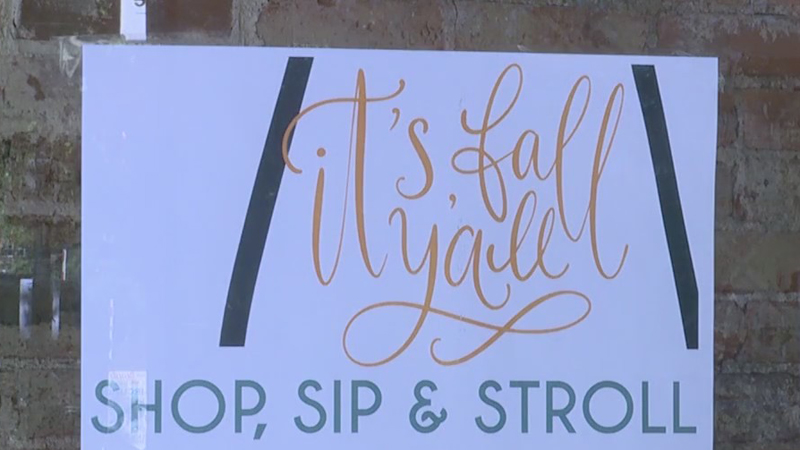 Fall Shop, Sip and Stroll will help businesses recover from pandemic shutdown