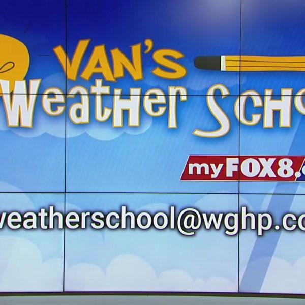 Van's Weather School: September 3 episode