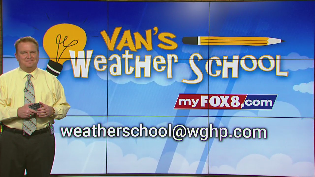 Van's Weather School: September 24 episode