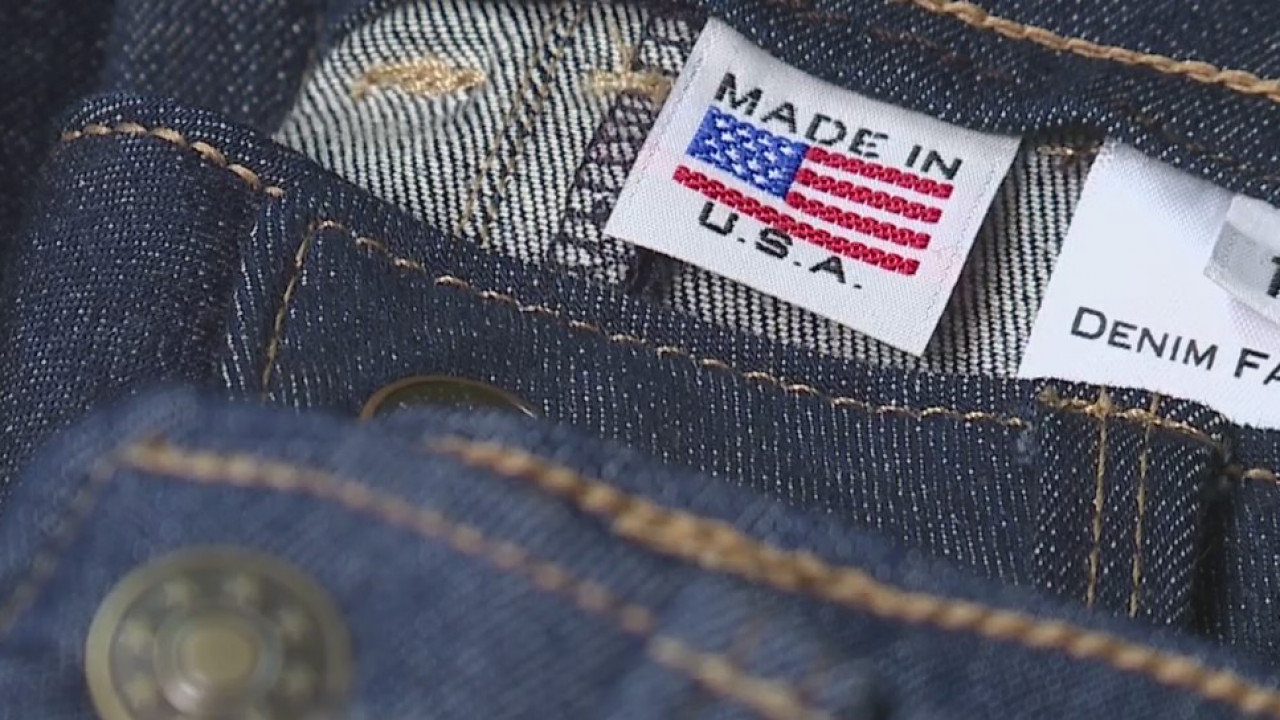 Brilliant You jeans offer the right fit throughout the day, and they're made in NC