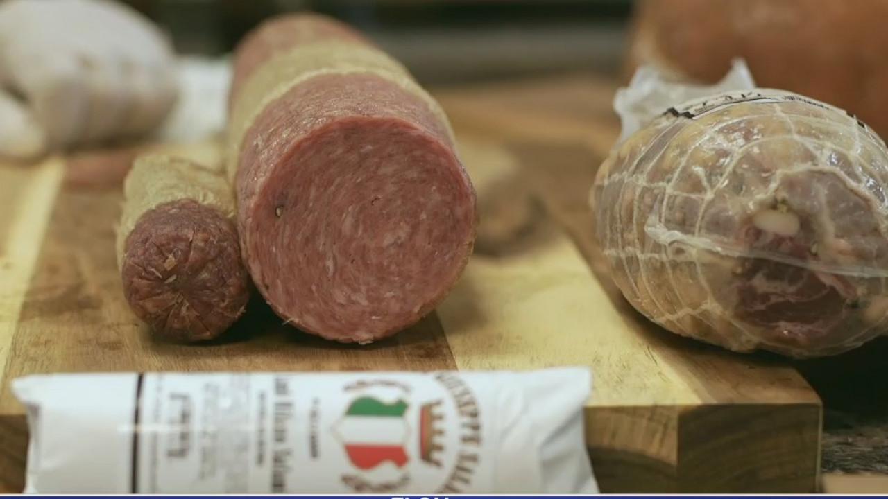 San Giuseppe Salami Co. in Elon creates an old-world taste that's made in NC