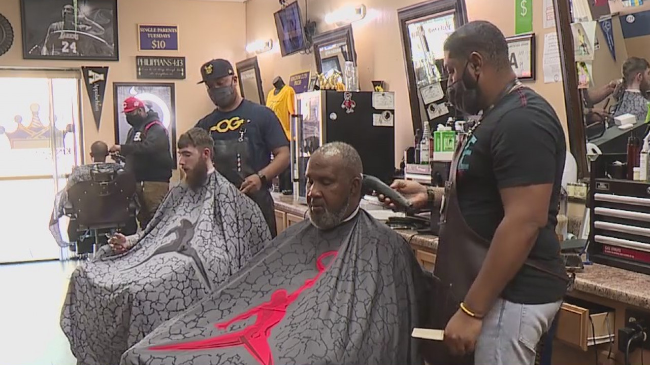 Small Business Spotlight: Kingdom Cuts Barbershop