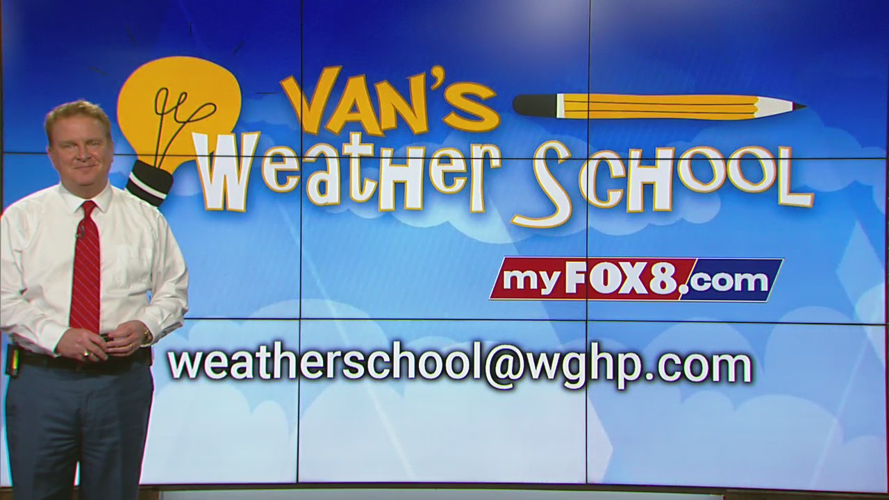 Van's Weather School: September 10 episode