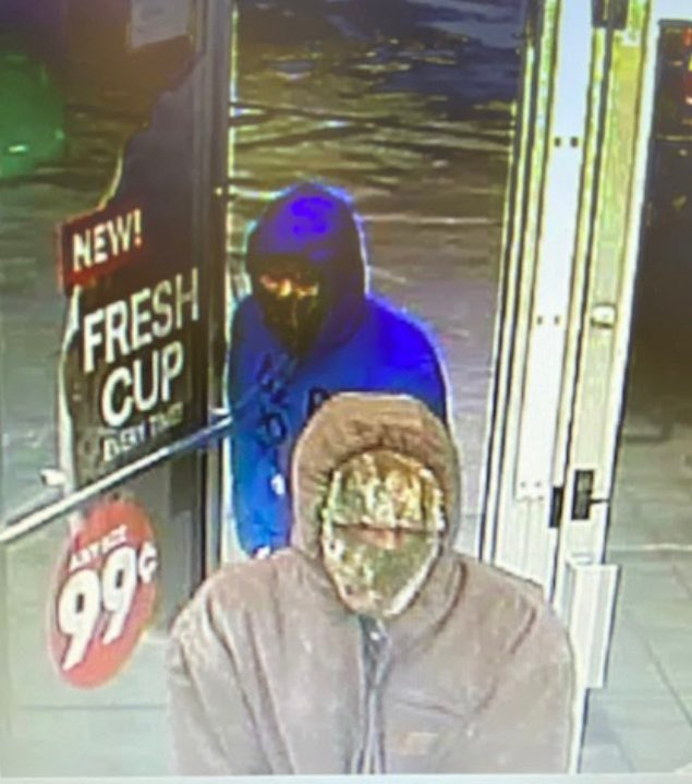 Lexington police asking for public's help find suspects after armed robbery of Speedway