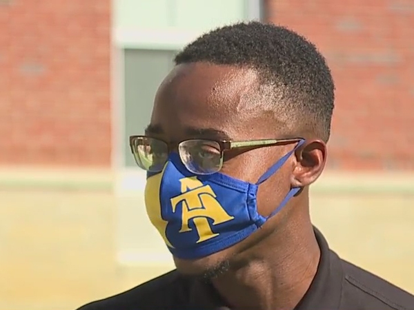 Students at NC A&T determined to stay on campus, stave off COVID-19