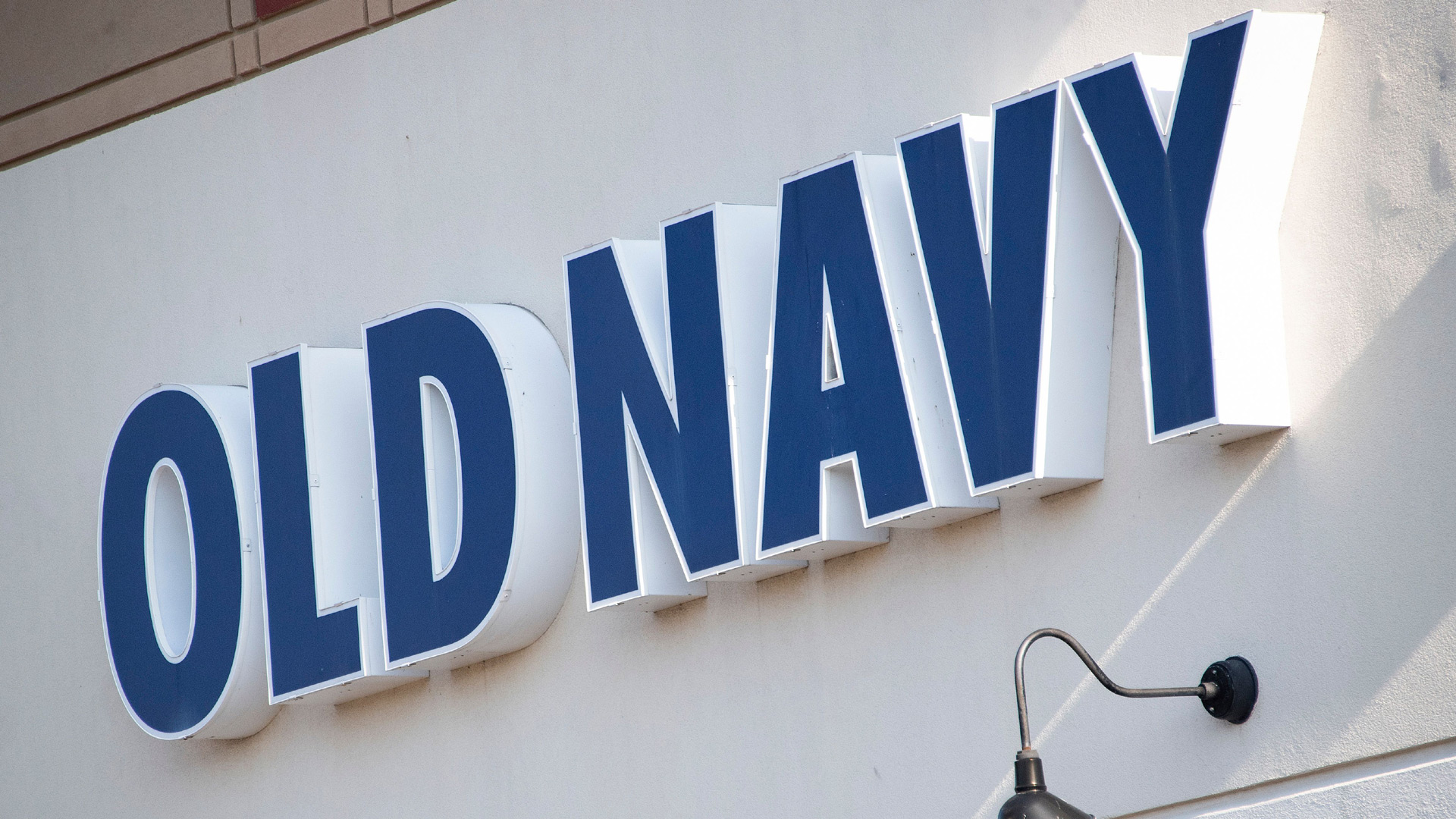 Old Navy clothing store. (Credit: JIM WATSON/AFP via Getty Images)