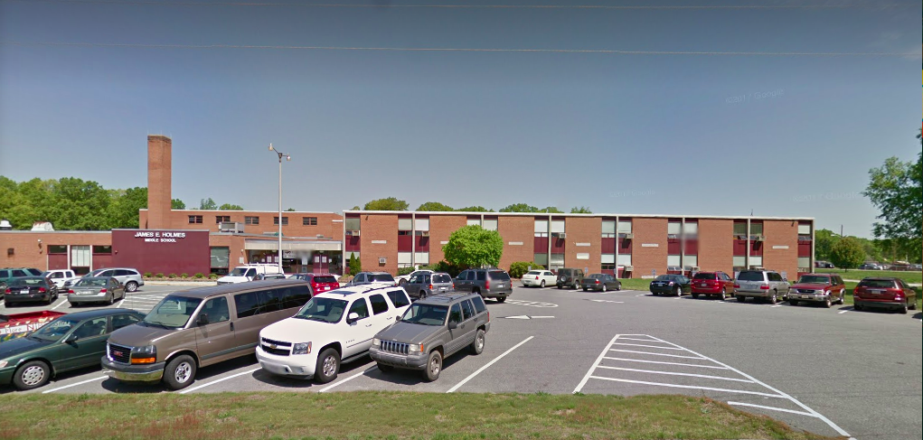 Holmes Middle School (Google Maps)