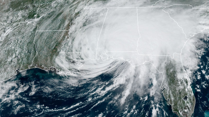 Tropical Storm Sally (National Hurricane Center)