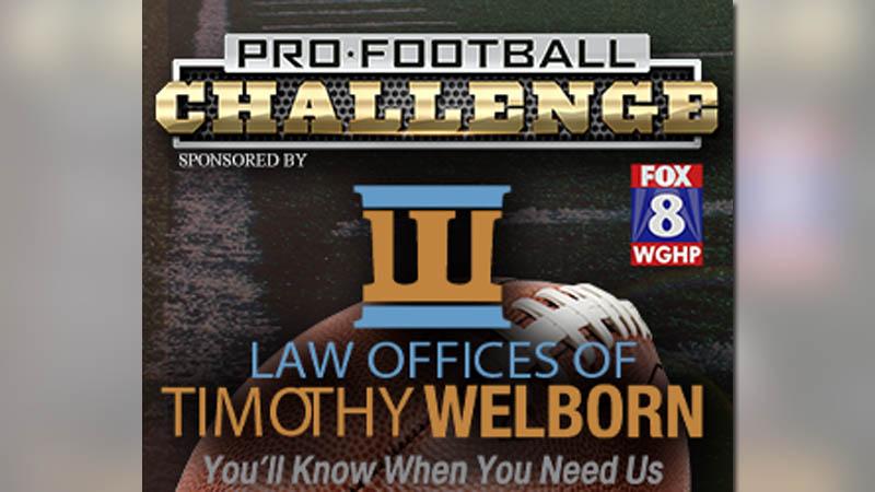 FOX8 Pro Football Challenge