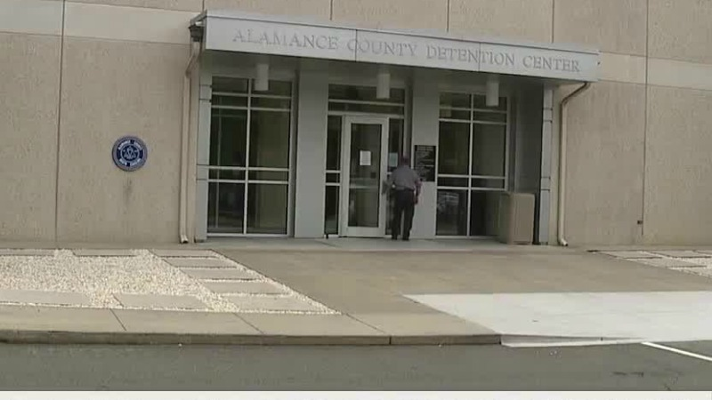 Alamance County officials dealing with virus outbreak at detention center