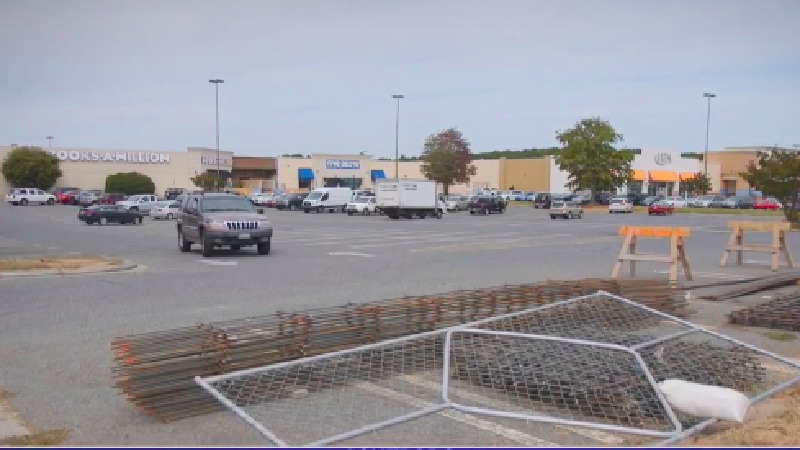 Randolph Mall in Asheboro being revitalized
