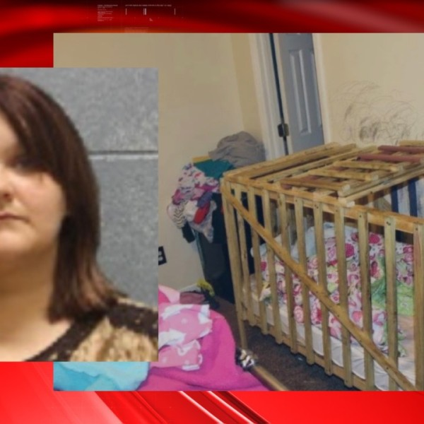 Bond revoked for Alabama mom accused of locking kids in cages