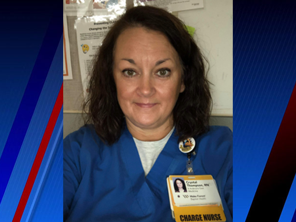 FOX8 Highlighting Heroes: Crystal Thompson, charge nurse