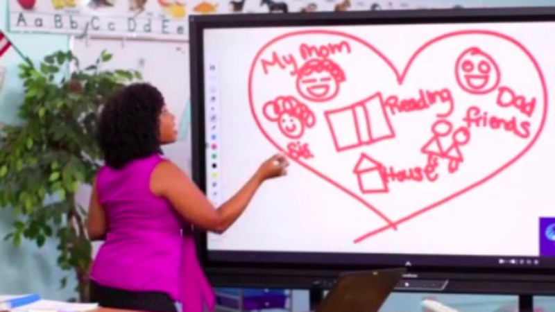 Guilford County School teachers make creative instructional videos for students