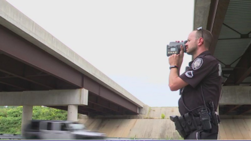 Police watching for speeders on new section of urban loop in Greensboro