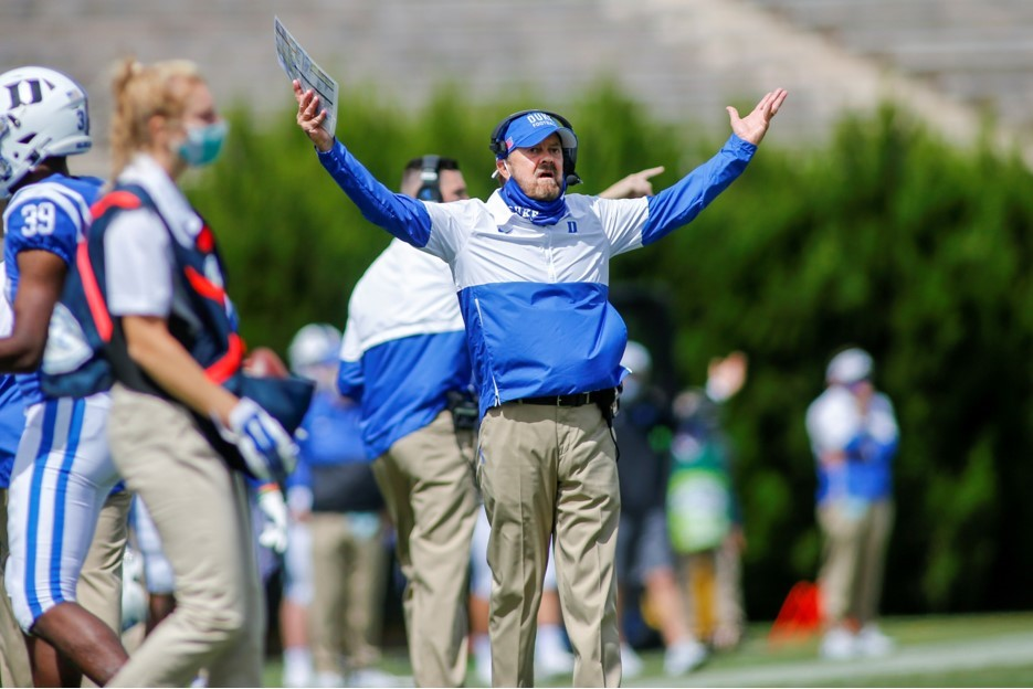 In being opening game for 3 straight opponents, Blue Devils will set odd record at Virginia