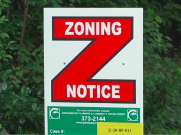 Greensboro neighbors upset over proposed zoning