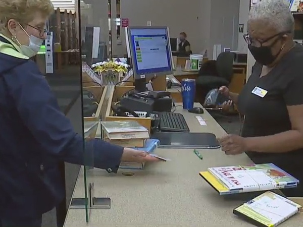 Alamance County Public Libraries reopen to the public