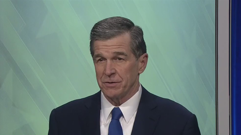 Your Local Election HQ profile: Gov. Roy Cooper