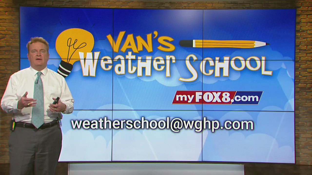 Van's Weather School: October 29 episode