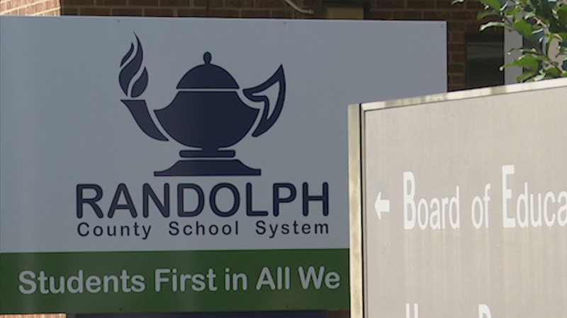 Randolph County Schools (WGHP file photo)