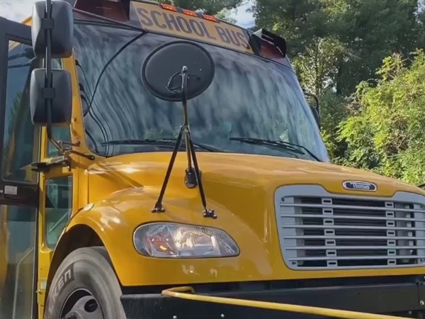 WSFCS bus drivers practice routes ahead of potential return to class