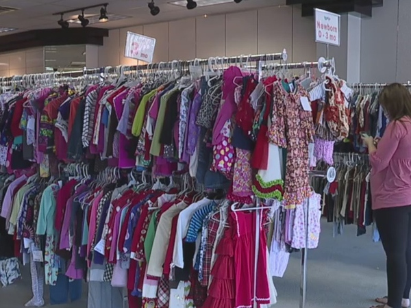 Happy Moms Consignment Sale in Greensboro helps families save, make money