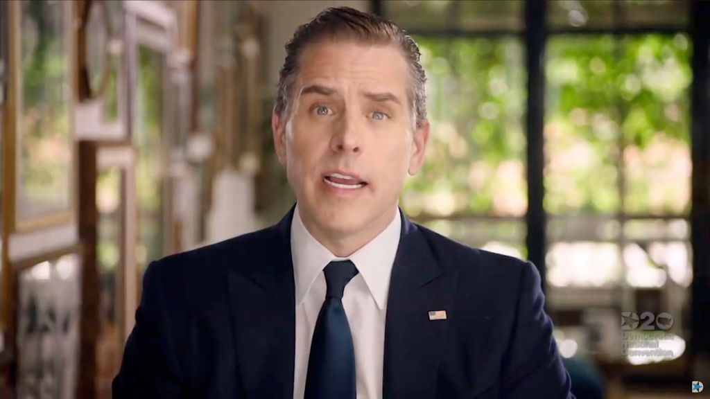 Here's how Hunter Biden became a campaign issue