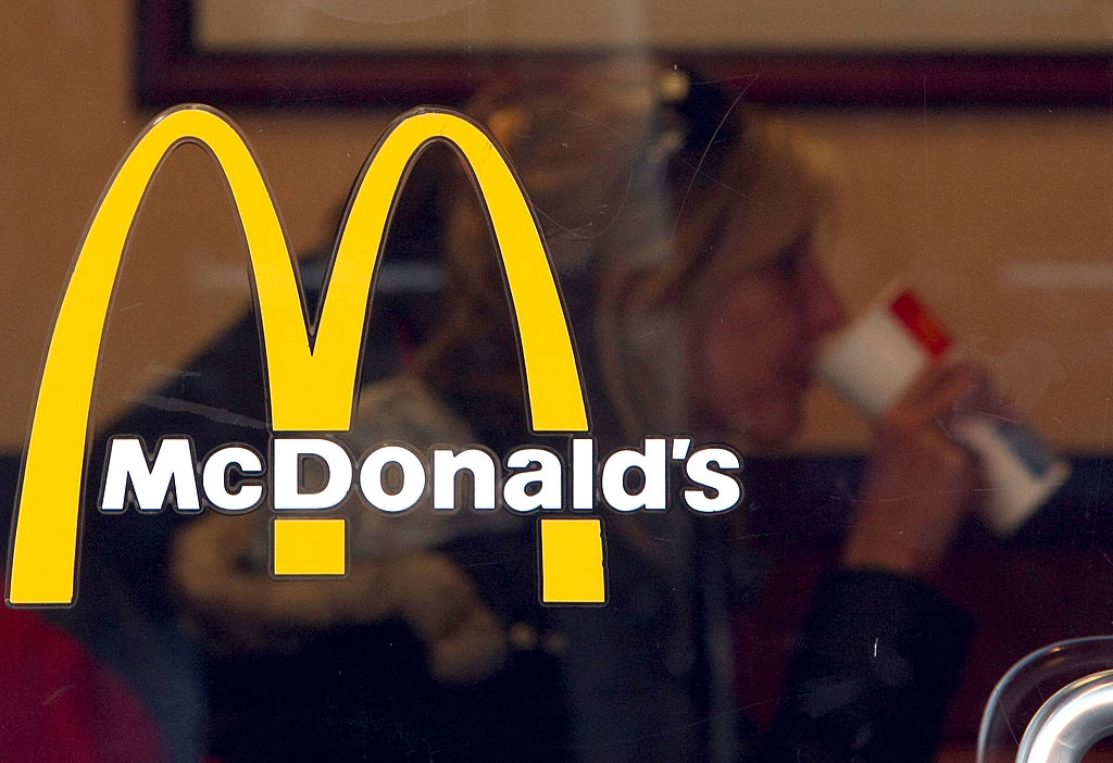 McDonald's (Photo by Justin Sullivan/Getty Images)