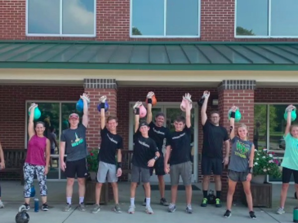 Warhorse Kettlebell Club in Clemmons thrives during pandemic