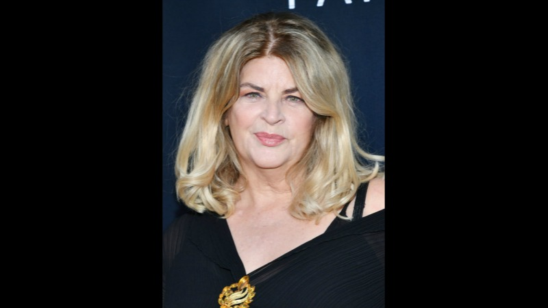 """HOLLYWOOD, CALIFORNIA - AUGUST 22: Kirstie Alley attends the premiere of Quiver Distribution's """"The Fanatic"""" at the Egyptian Theatre on August 22, 2019 in Hollywood, California. (Photo by Amy Sussman/Getty Images)"""