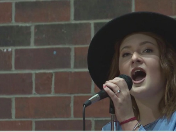 Randolph County teen spreading message of positivity with music