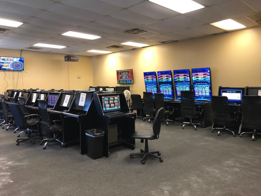 6 illegal casinos raided in Randolph County (Randolph County Sheriff's Office)