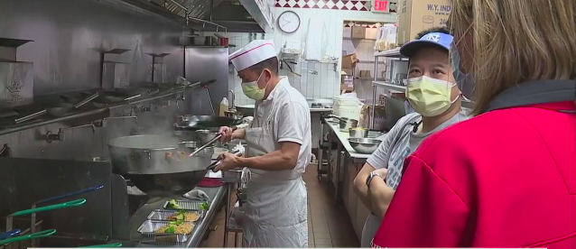 Greensboro restaurant finding take-out success during pandemic