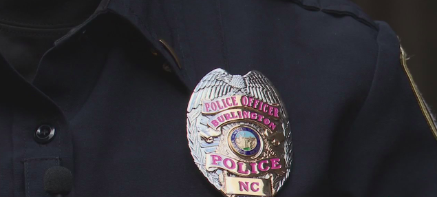 Burlington Police Department (WGHP file photo)