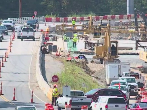 Skeet Club Road construction continues, Kendale Road closed