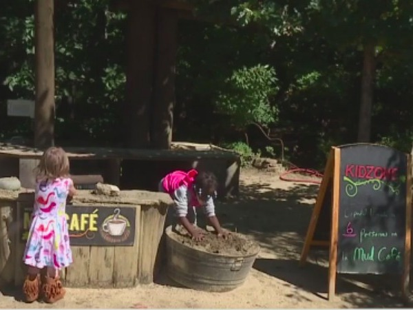 KidZone reopens at NC Zoo with new safety measures in place