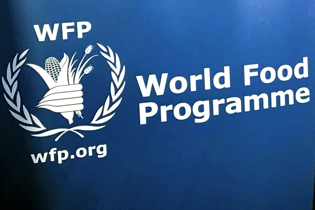 The World Food Program has won the 2020 Nobel Peace Prize for its efforts to combat hunger and food insecurity around the globe. (AP Photo/Robert Bumstead, File)