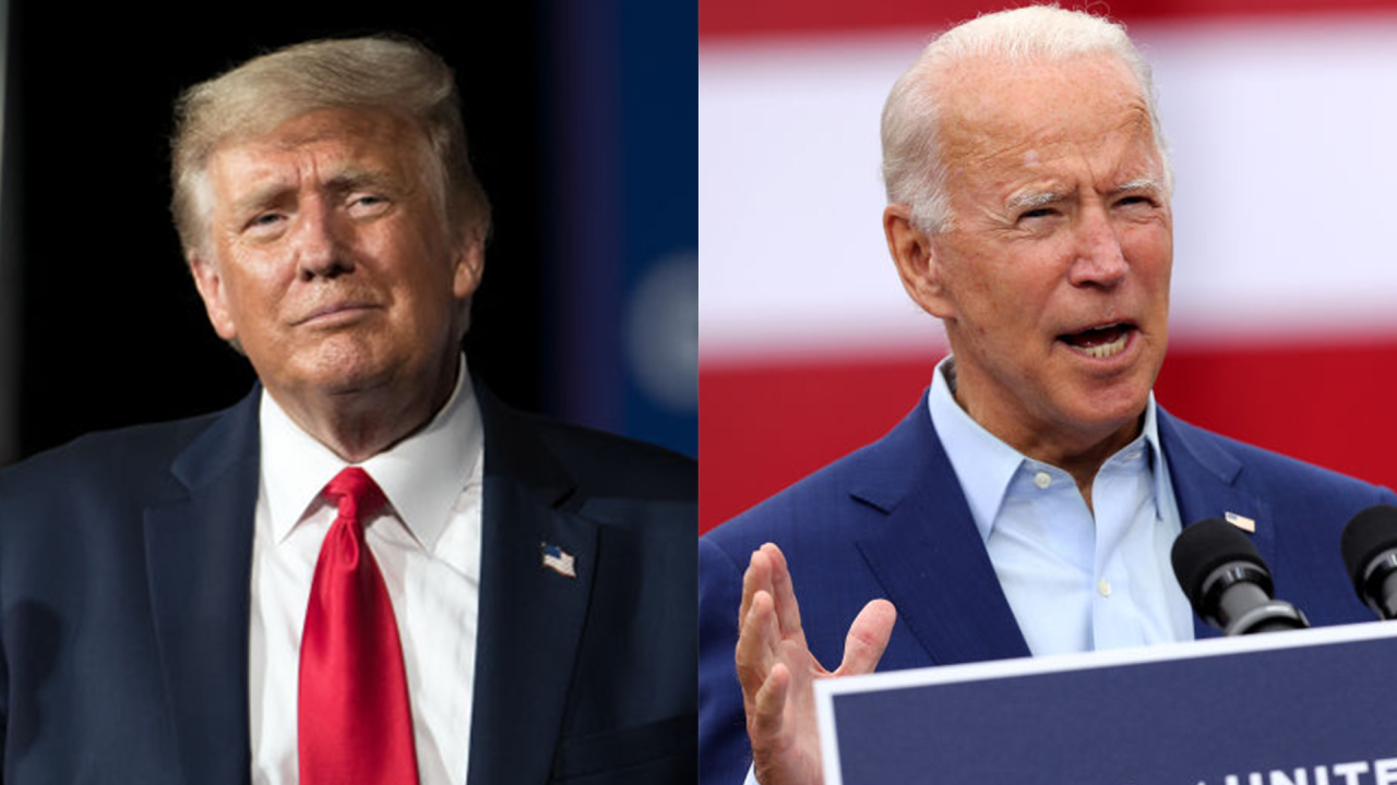 Polling shows Biden with biggest lead yet over Trump – WGHP FOX 8 Greensboro