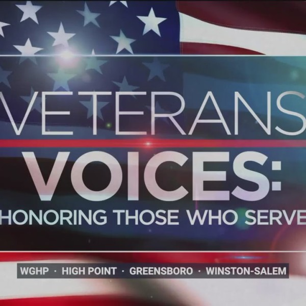 'Veterans Voices: Honoring Those Who Serve'