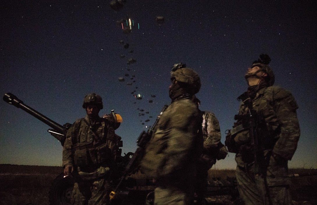 Must see photos of Ft. Bragg's 82nd Airborne latest training
