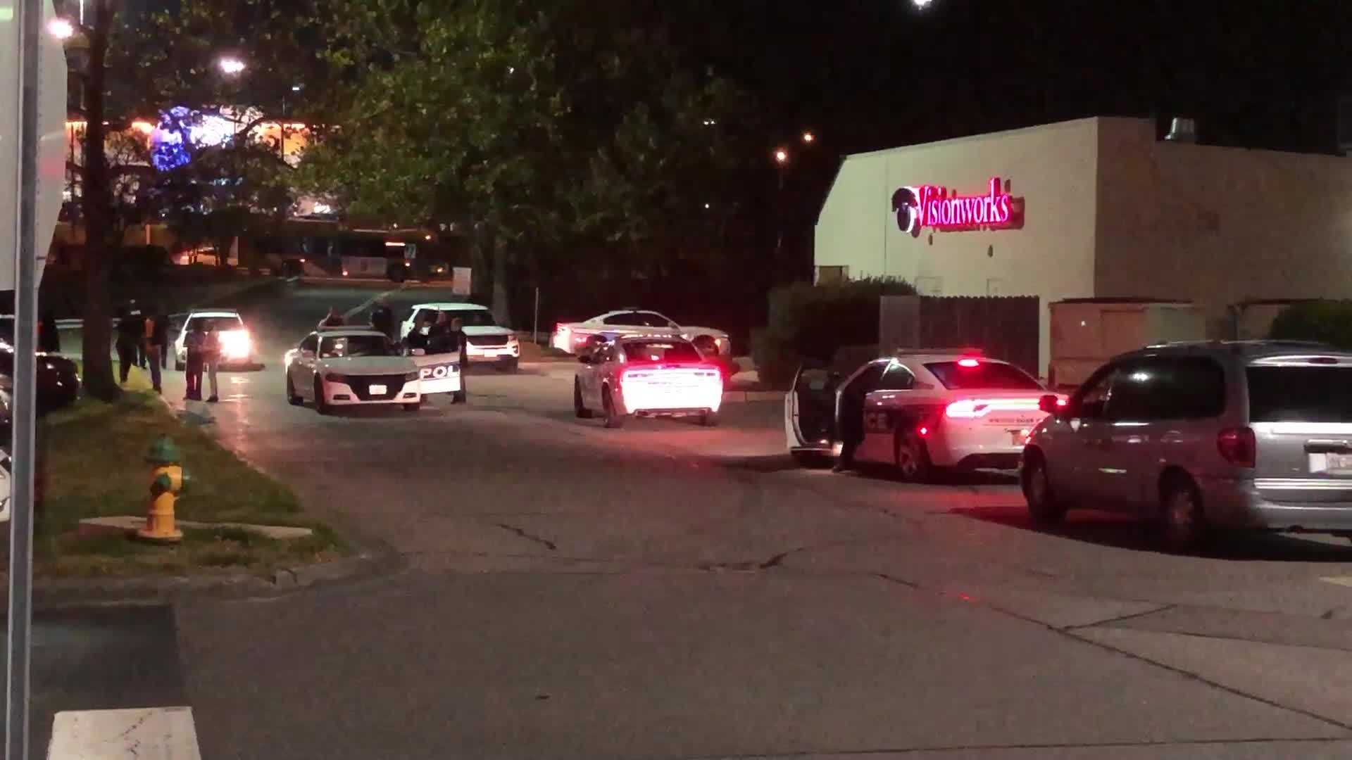 Juvenile shot in face at Hanes Mall, police say; mall is still open