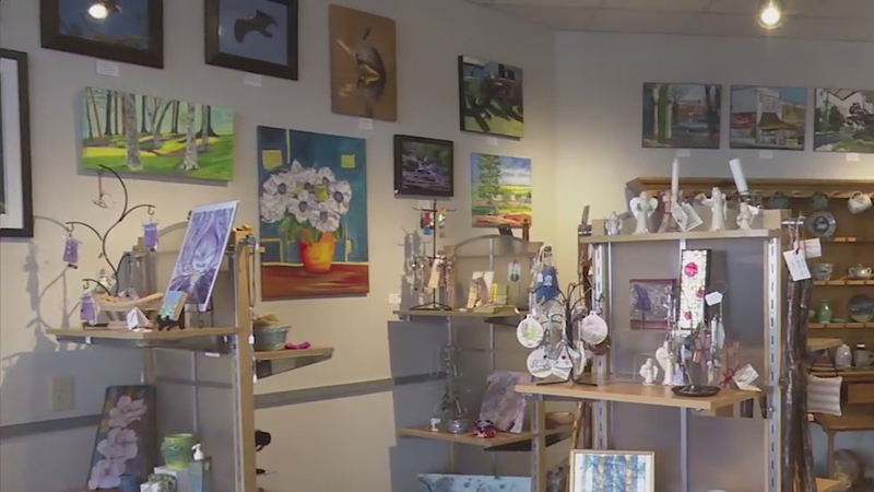Small Business Spotlight: Morings Fine Crafts and Gift Shop