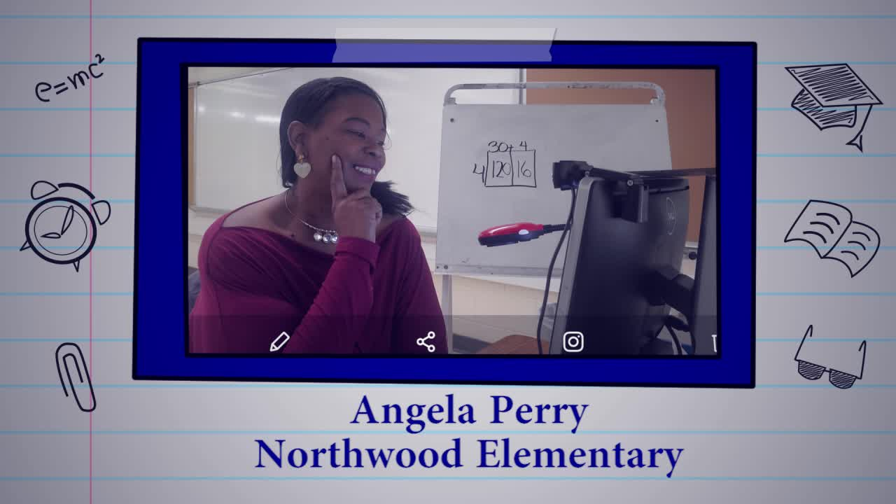 Educator of the Week: Angela Perry