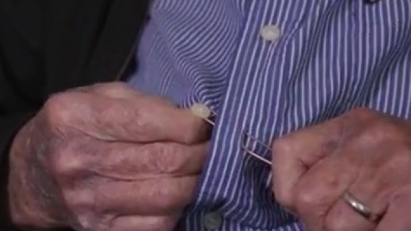 Meet the Mount Airy man behind 'Aunt Edna's Mayberry Button Upper'